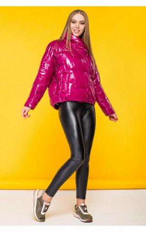 Демисезонная женская куртка KTL-295 (31 малина)