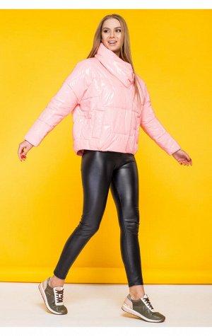 Демисезонная женская куртка KTL-295 (4 розовый)