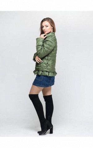 Куртка женская CW18C051CW (473 зеленый)