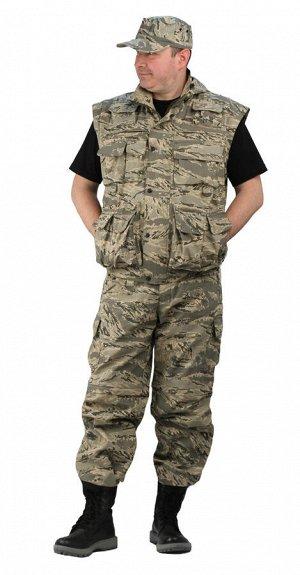 """Костюм """"КОММАНДО ТРАНСФОРМ"""" куртка/брюки, цвет: кмф """"Легион серый"""", ткань: Рип-Стоп"""