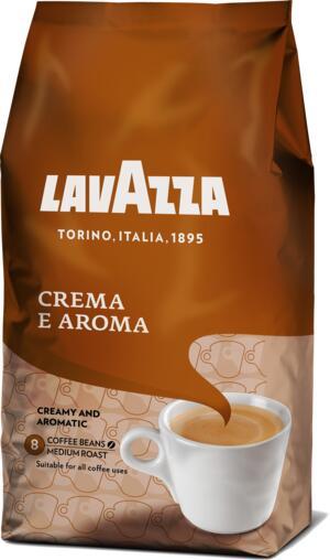 Кофе в зернах Lavazza Crema e Aroma 1 кг зерно