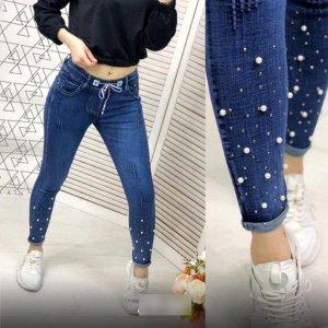 Отличные джинсы! 48-52р-р
