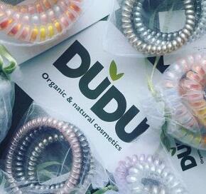 ♥ DUDU ♥ Бессульфатный и бережный уход для волос ♥ — Резиночки-пружинки для волос — Косметические аксессуары