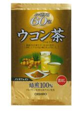 ORIHIRO Чай Укон  ( 60 пакетиков)