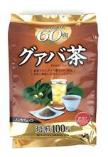 ORIHIRO Натуральный чай гуава 100% ( 60 пакетов)