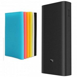 Цветной чехол для Xiaomi Power Bank 3 Pro 20000 mAh