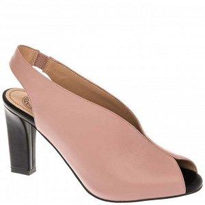 997031/06-01 розовый иск.кожа женские туфли открытые
