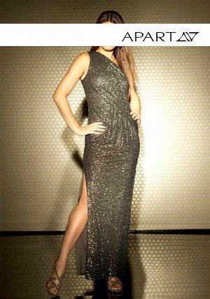 Платье, хаки
