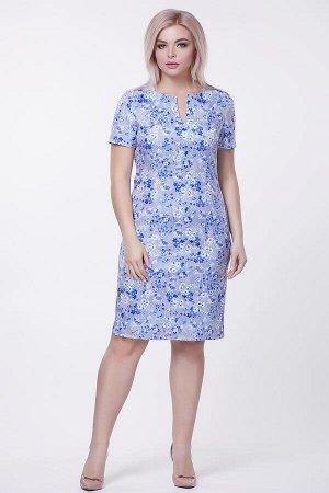Платье Ассоль №4 .Цвет:светло-серый