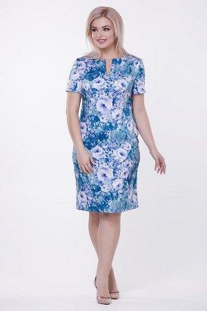Платье Ассоль №6 .Цвет:изумрудный