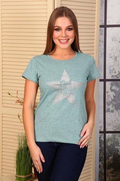 Красивая одежда из сундучка! — Женские футболки и водолазки — Футболки