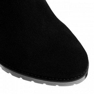 Ботинки Челси замшевые. Модель 3183 б эк замша (демисезон)