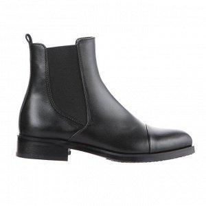 Ботинки Челси на низком каблуке. Модель 3170 б (демисезон)