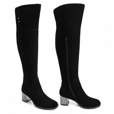 Sateg-6. Обувь из натуральной кожи 33-43 размера! — Зима. Женские сапоги, ботфорты — Для женщин