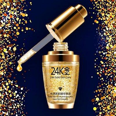 Любимая косметика .❤. В наличии! Быстрая доставка! — Золотая коллекция - 24К Gold! Лифтинг-эффект! — Для лица