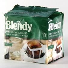 Кофе молотый AGF Бленди Спешиал 7г*18 1*6