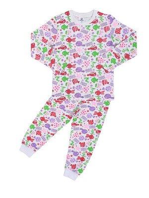 Пижама - розовый цвет
