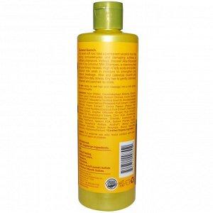 Alba Botanica, Drink it Up, шампунь с кокосовым молоком, 355 мл (12 жидких унций)