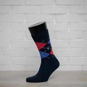 *М-22, темно-синие  носки