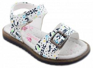 Туфли открытые, сандалии размер 28