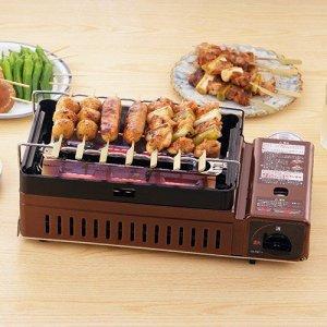 BBQ гриль газовый Iwatani CB-ABR-1
