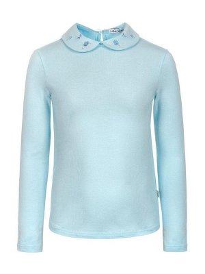 Блузка для девочки СИНЯЯ