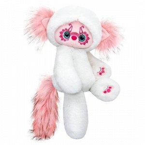 Юки (белый) мягкая игрушка