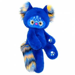 Тоши (синий) мягкая игрушка