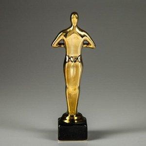 """Статуэтка """"Оскар"""", под нанесение, 16 см"""
