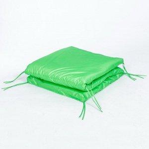 Подушка-матрас водоотталкивающ., яблоко 190х60х3,5 см