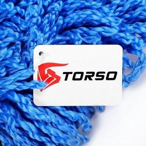 Щётка для удаления пыли TORSO TB-0072, 72 см, микрофибра, телескопическая ручка, синяя