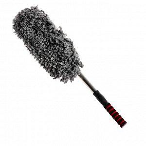 Щетка для удаления пыли TORSO, телескопическая 62-85 см