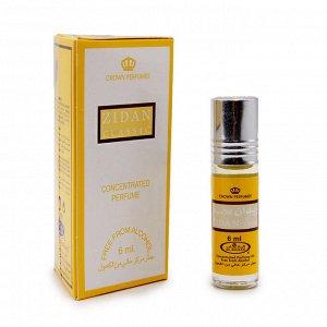 Арабское Масло Парфюмерное Zidan 6 мл AL REHAB мужской аромат