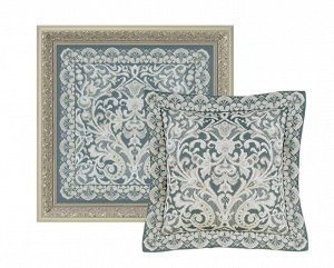 Набор для вышивания РИОЛИС арт.1600 Подушка/панно Венское кружево 40х40 см