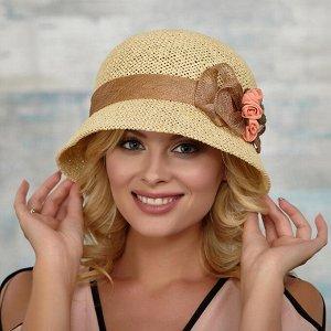 Шляпа Шляпа Состав: 100% натуральная солома Подклад: Без подклада