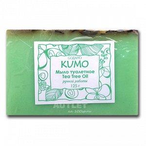 """""""Kumo"""" Мыло туалетное ручной работы """"Tea Tree Oil"""""""