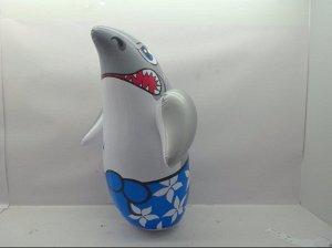 Груша надувная Акула пакет