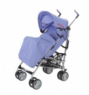 Коляска-трость для детей CITY цв. фиолетовый *