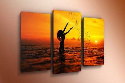 ♥ Картины и Часы - 63 ♥ Новинки!  — Модульные картины-Современный стиль — Картины