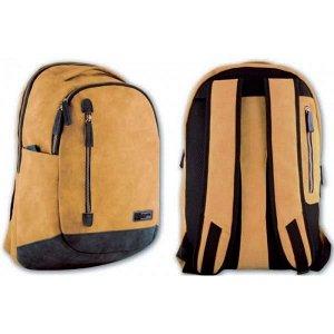 Рюкзак оранжевый 31х15х46см 43651