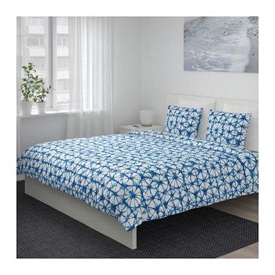 Большой ассортимент товаров для всей семьи — И К Е А постельное — Двуспальные и евро комплекты