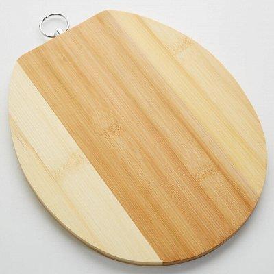 ✔ Дельта- Дискаунтер ✔ Товары для дома ✔- 44 — Доски разделочные из бамбука, бука без рисунка — Ножи и разделочные доски