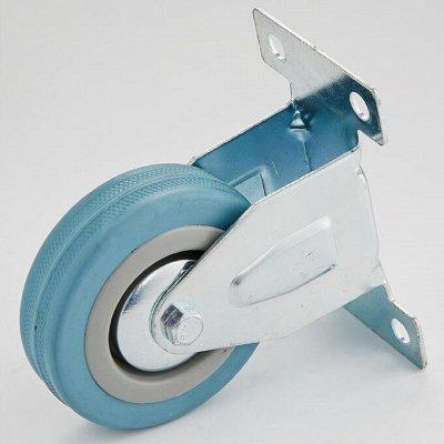 ✔ Дельта- Дискаунтер ✔ Товары для дома   — Колеса и колесные опоры промышленные для тележек и платформ — Хозяйственные товары