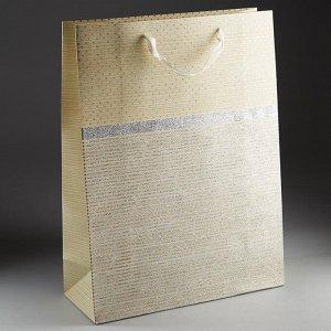 Пакет подарочный 40х30х12см ПАК2-052 min=12штук