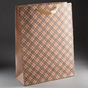 Пакет подарочный 40х30х12см ПАК2-063 min=12штук