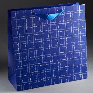 Пакет подарочный 29х29х11см ПАК2-044 min=12штук
