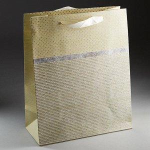 Пакет подарочный 32х26х12см ПАК2-051 min=12штук