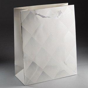 Пакет подарочный 32х26х12см ПАК2-059 min=12штук