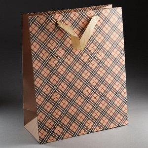 Пакет подарочный 32х26х12см ПАК2-062 min=12штук