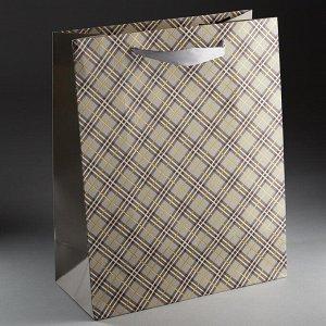 Пакет подарочный 32х26х12см ПАК2-065 min=12штук